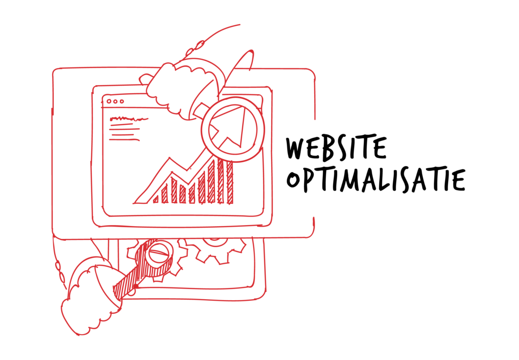 website optimization and better conversion rate through data driven marketing